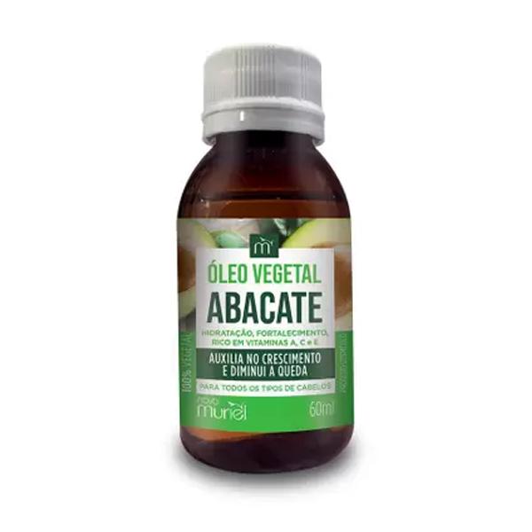 Muriel Oleo Capilar Vegetal Abacate para Queda 60ml