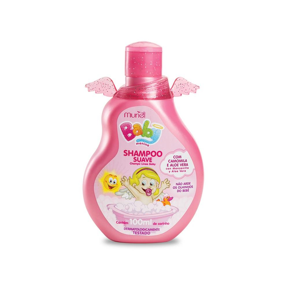 Muriel Shampoo Baby Menina 100ml
