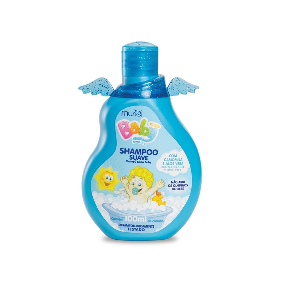 Muriel Shampoo Baby Menino 100ml