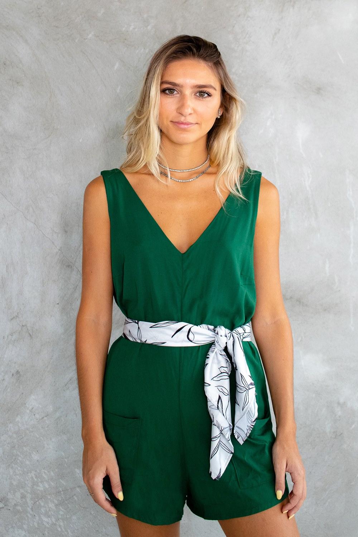 Macaquinho Vella Verde Éden