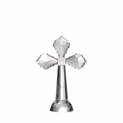 Cruz de Cristal Krest G 19 Cm