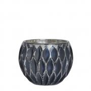 Vasinho Azul Lumen Net Marino 10 Cm