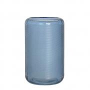 Vaso Azul Azors G 25 Cm