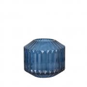 Vaso Azul Norwich P 16 Cm