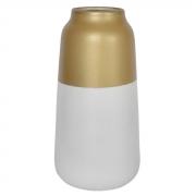 Vaso Branco Eaton G 25 Cm