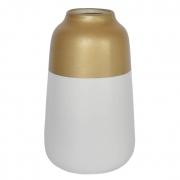 Vaso Branco Eaton P 20 Cm