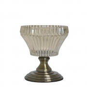 Vaso Bronze Ethel G 19 Cm