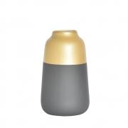 Vaso Cinza Eaton P 20 Cm