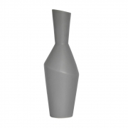 Vaso Cinza Moody G 31 Cm