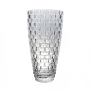 Vaso de Cristal Brick 29,5 Cm