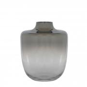 Vaso Degradê Prata Agral G 23 Cm