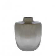 Vaso Degradê Prata Agral P 18 Cm