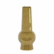 Vaso Dourado Ozark Down 27 Cm