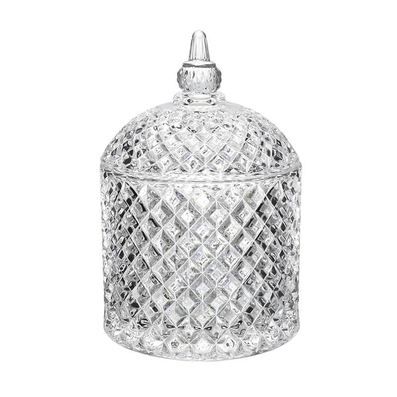 Bomboniere de Cristal Annoda Pipe 14,5 Cm