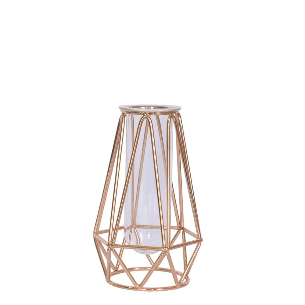 Lanterna Dourada Módulo G 18,5 Cm