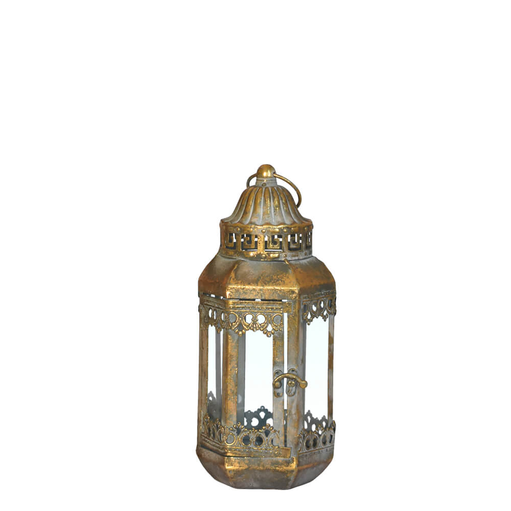 Lanterna Dourada Steensel P 32 Cm