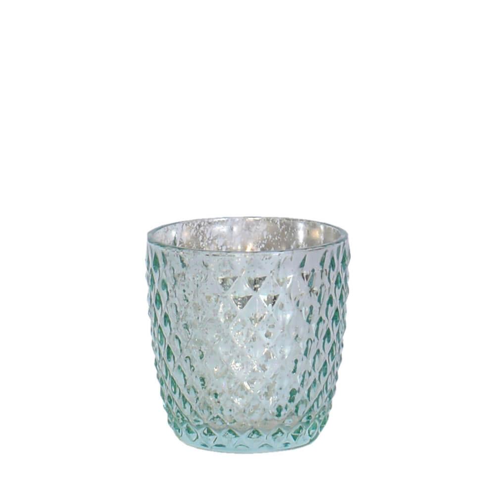 Vasinho Azul Lumen Mix 7,5 Cm