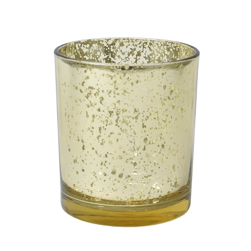 Vasinho Dourado Lumen Coppa M 10 Cm