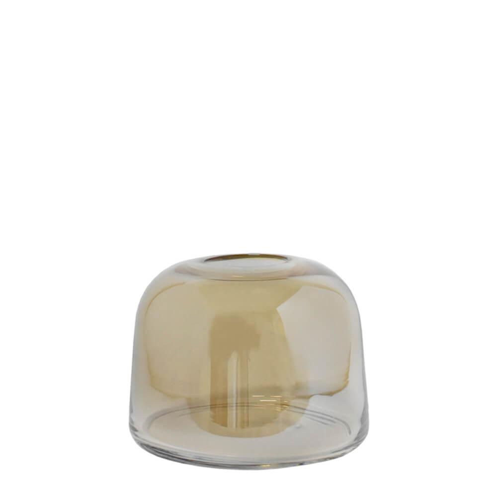 Vaso Âmbar Ampoule P 10 Cm