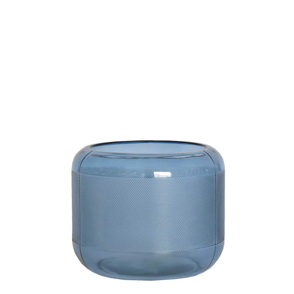 Vaso Azul Azors M 15 Cm