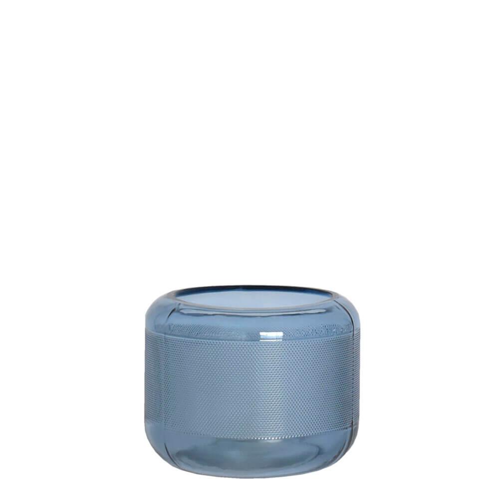 Vaso Azul Azors P 12 Cm