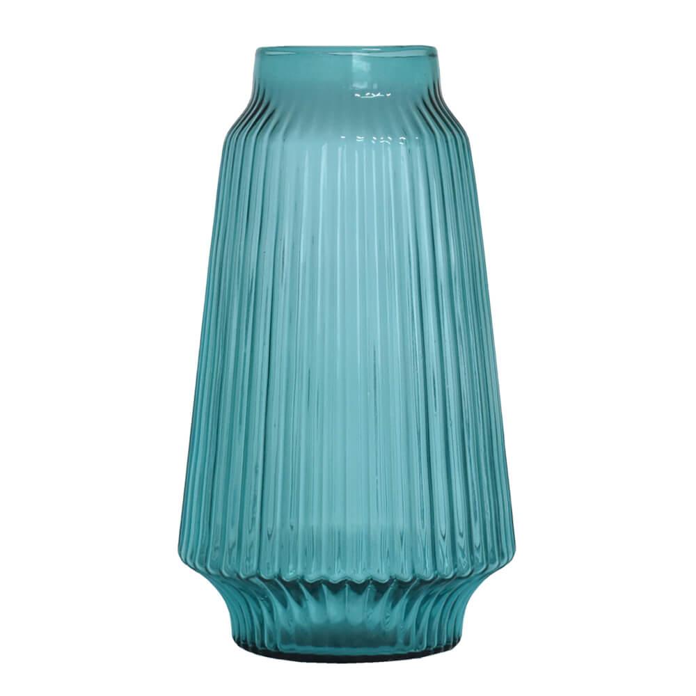Vaso Azul Castella G 32,5 Cm