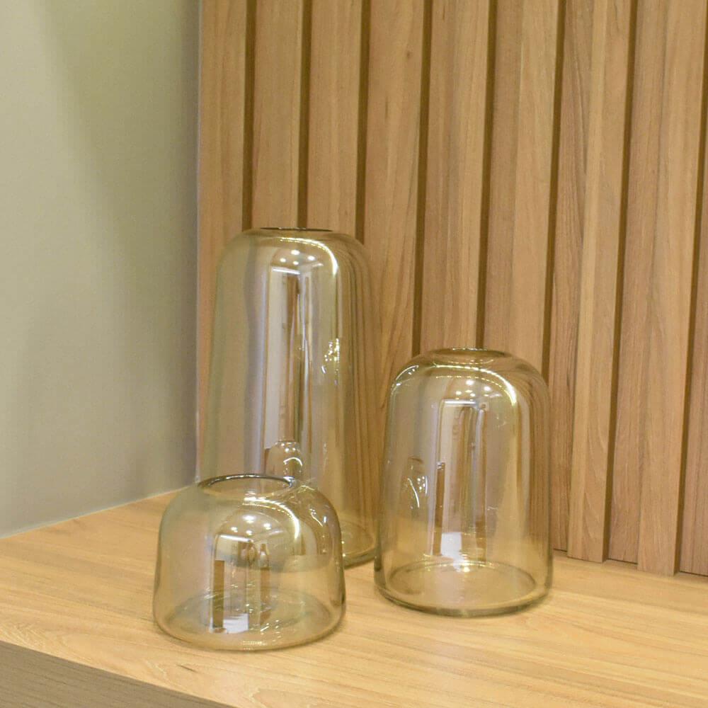 Vaso Champagne Ampoule P 10 Cm