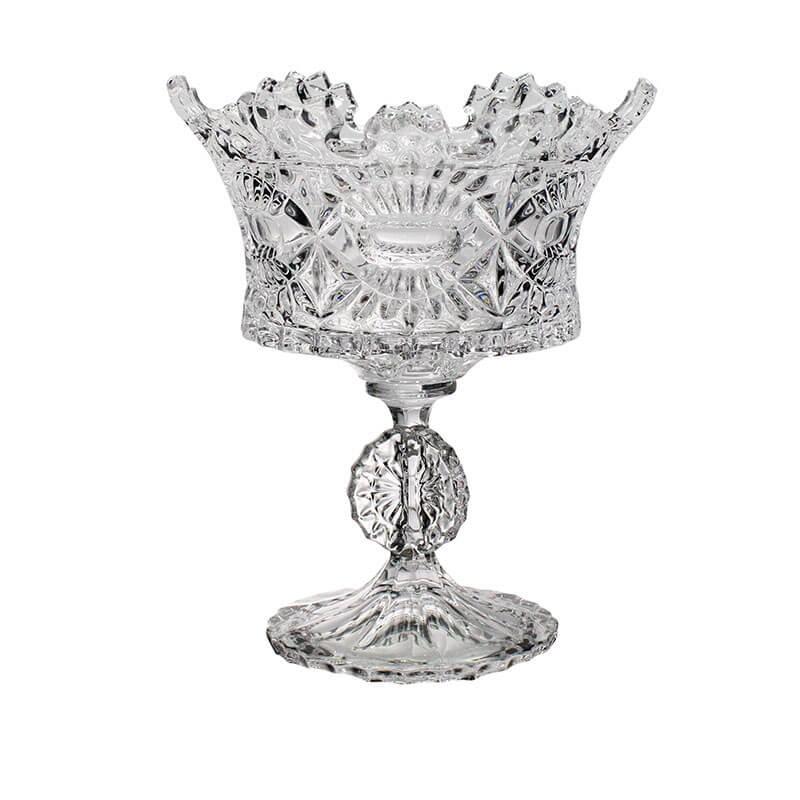 Vaso de Cristal Crona 27 Cm