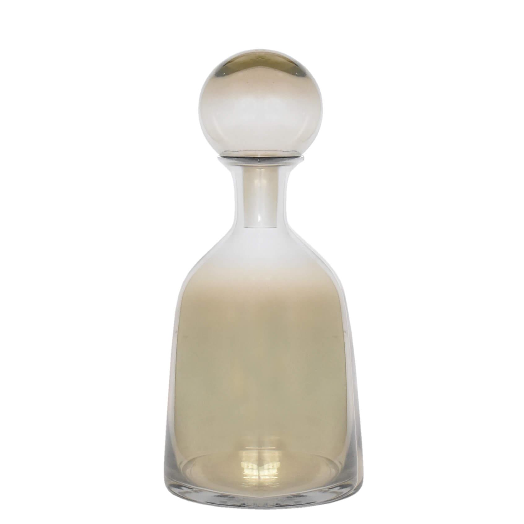 Vaso Degradê Champagne Chess P 32 Cm