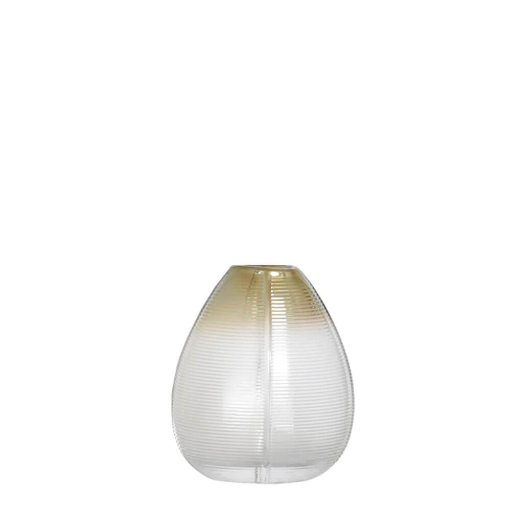 Vaso Degradê Champagne Severt P 15,5 Cm