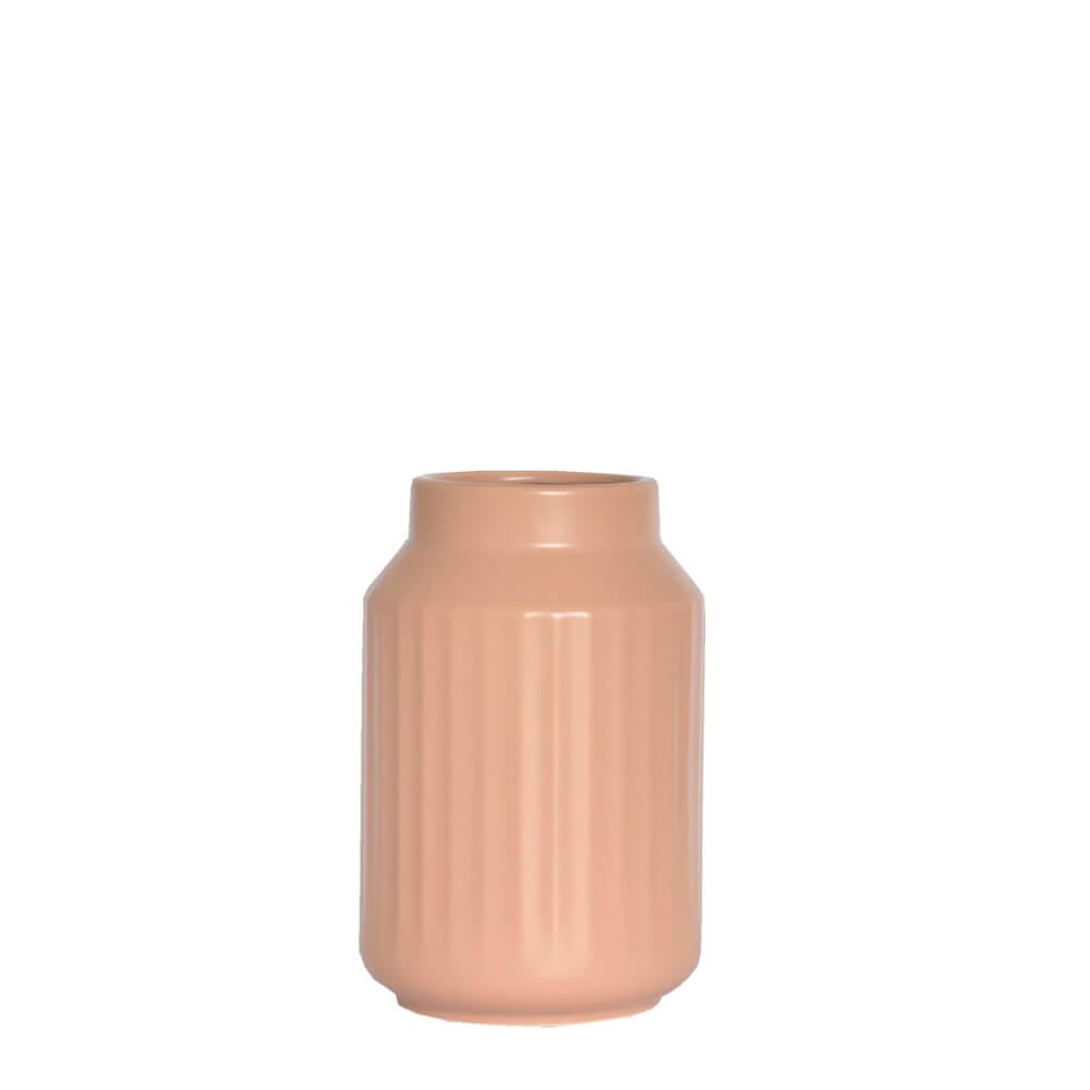 Vaso Rosa Terra P 20 Cm