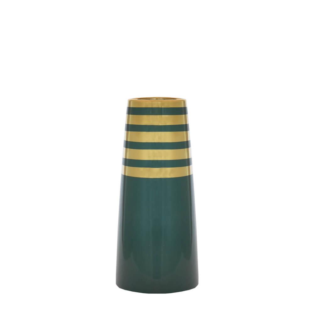 Vaso Verde Regal G 24 Cm