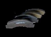 JOGO PASTILHA FREIO DIANT/TRAS F250 F350 98/ P62 LONAFLEX