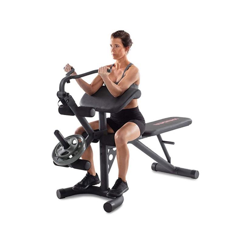 Banco de Musculação Weider XRS20