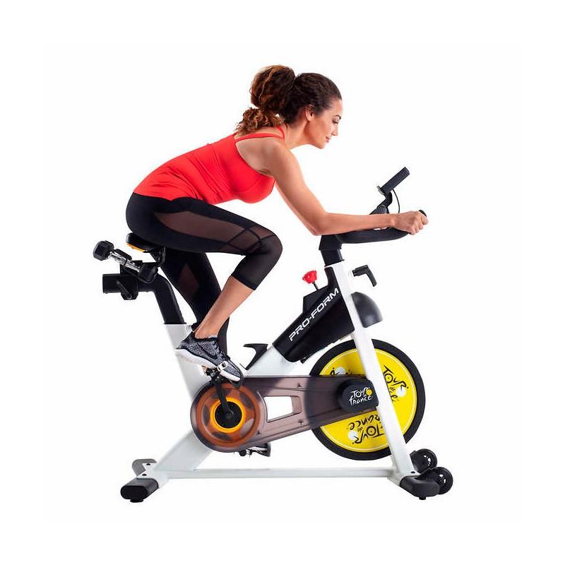 Bicicleta Spinning ProForm® Tour de Frande CLC