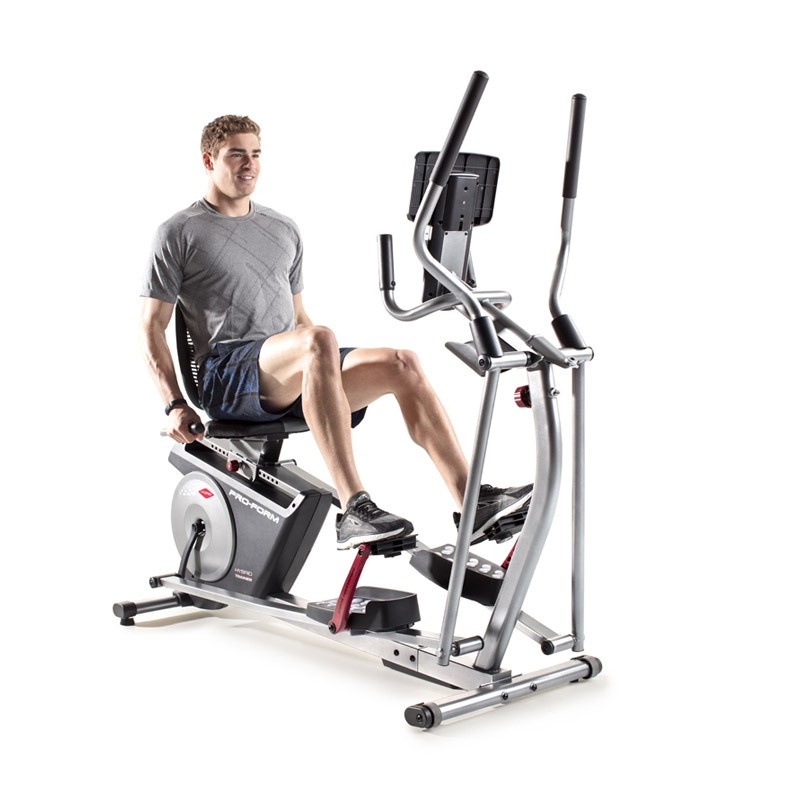 Elíptico ProForm® Hybrid Trainer Pro