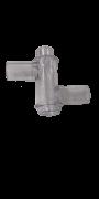 CONEXAO PLAST.COLETOR AMOSTRA P/2 MANGUEIRAS