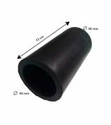 TUBO DE LIGACAO 50 X 50 X 120 MM BORRACHA