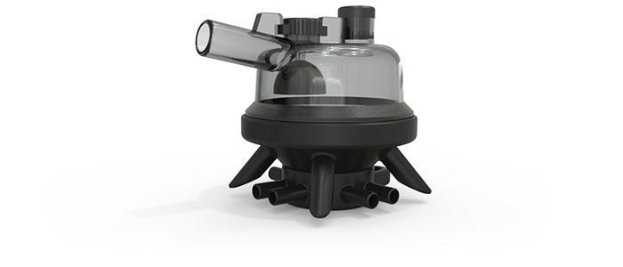 COLETOR LEITE 350 PLASTICO - 2X2