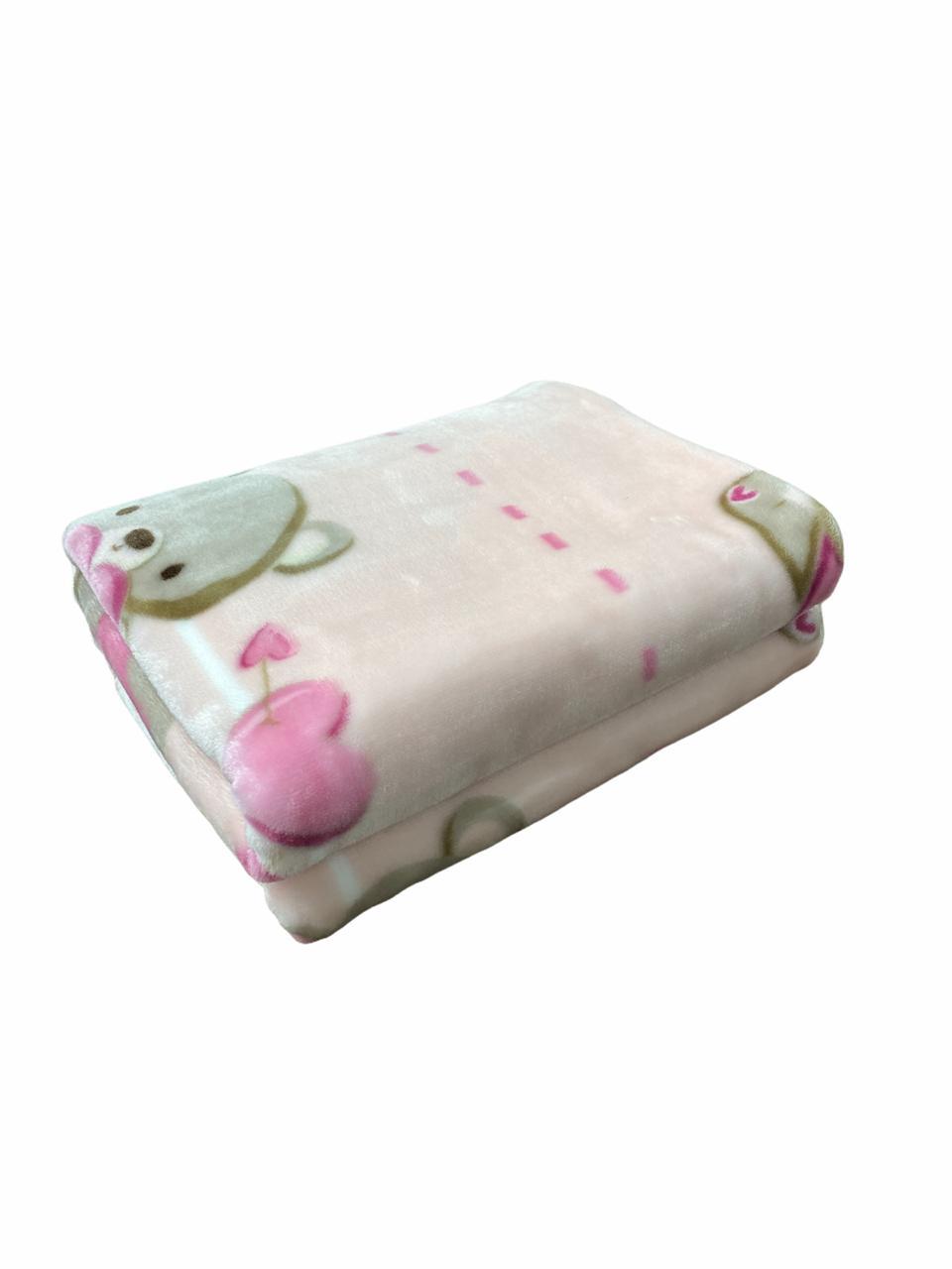 Cobertor Baby Flannel Toque de Seda - Etruria