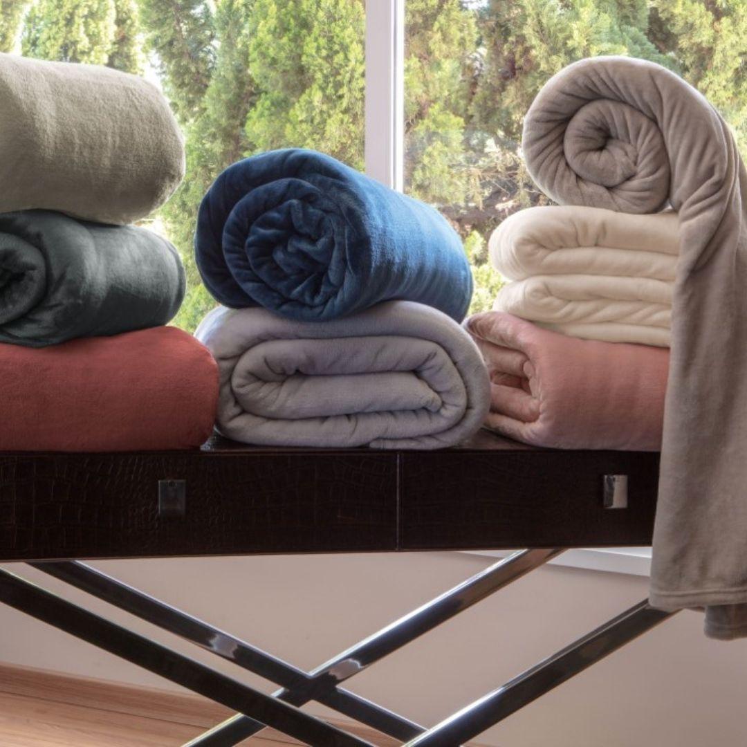 Cobertor Manta Blanket 300 Queen Kacyumara