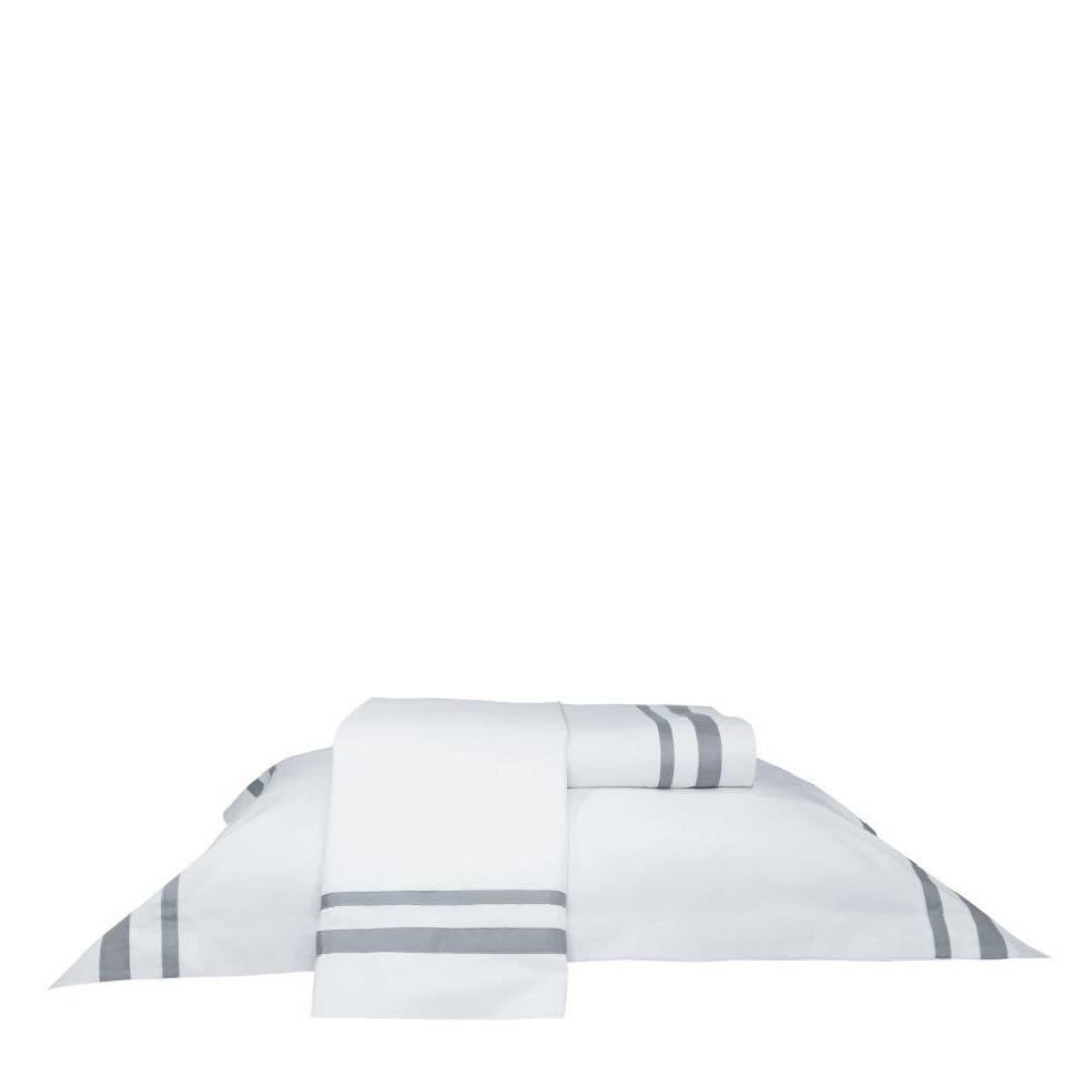Jogo de Lençol Lumiere Davos 200 fios Queen - Marken Fassi