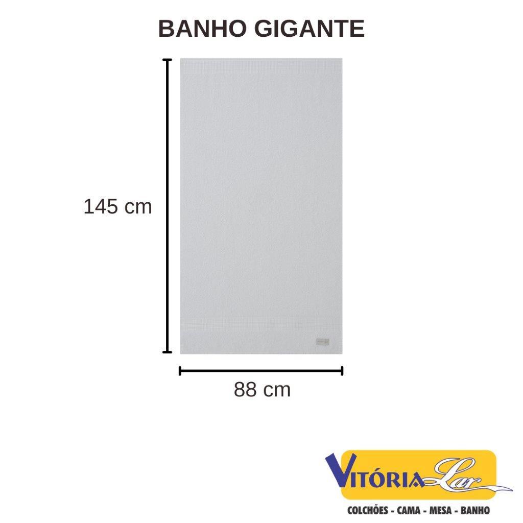 Jogo de Toalhas 4 peças Banho + Banho Gigante Yumi - Buddemeyer
