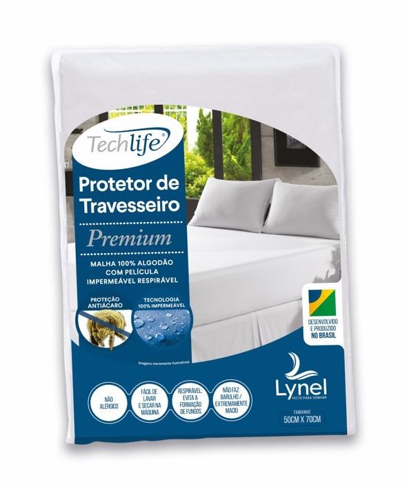Kit Protetor Premium Solteiro + 1 Protetor de Travesseiro