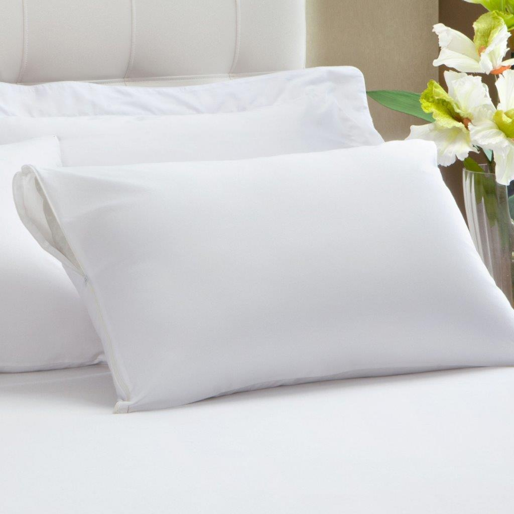 Protetor de Travesseiro 50x70cm Malha Impermeável Kacyumara