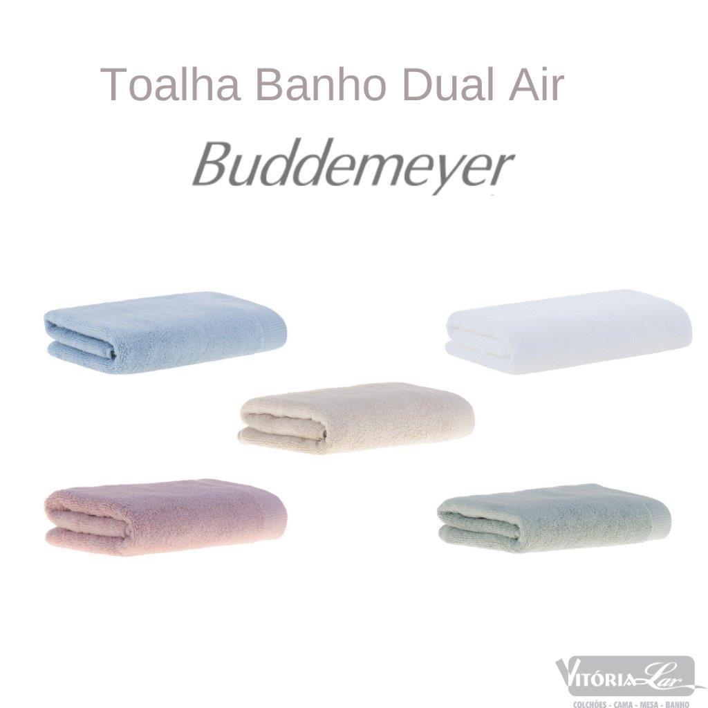 Toalha de Rosto Dual Air Buddemeyer