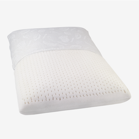 Travesseiro Basic Flat 0.50x0.70 100% Látex Natural - Dunlopillo