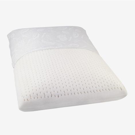 Travesseiro Basic Queen 0.50x0.70 100% Látex Natural - Dunlopillo