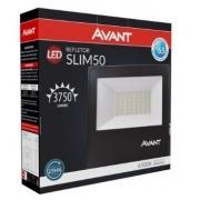 REFLETOR LED AVANT SLIM 50W