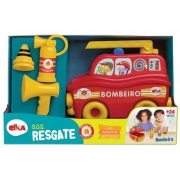 SOS RESGATE ELKA BOMBEIRO 1118